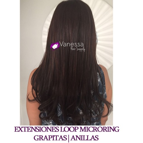 Cover Extensiones loop micro ring , Grapitas , Anillas