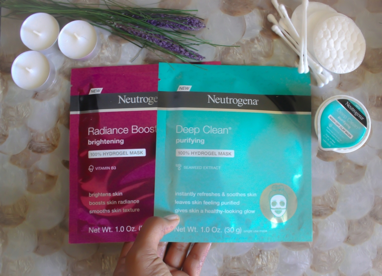 """It_s in the Gel""Neutrogena® Mask Collection 1"