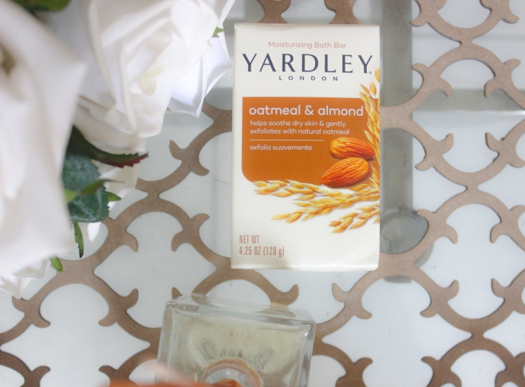 Yardley london aotmeal & almond