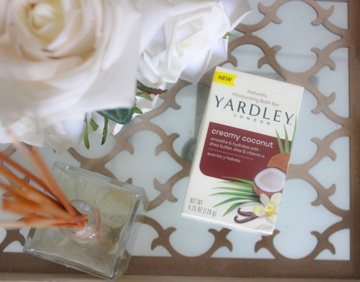 Yardley london Creamy coconut
